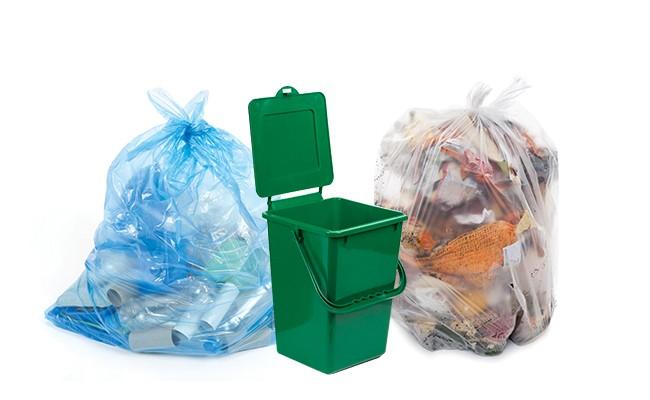 خرید عمده پلاستیک زباله