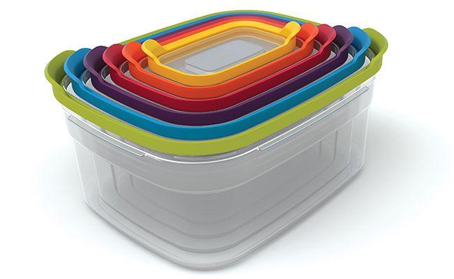 ظروف پلاستیکی آشپزخانه جدید
