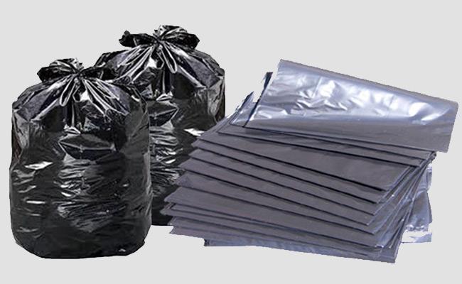 فروشنده پلاستیک زباله