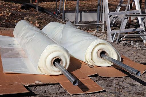 تولید کننده پلاستیک uv گلخانه